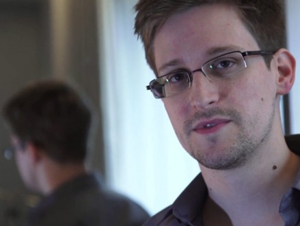 Edward Snowden (picture alliance / dpa / The Guardian Newspaper / FILE)