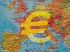 Der Euro in der Krise (picture alliance / dpa / Patrick Pleul)