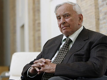 Der US-Schriftsteller Gore Vidal (picture alliance / dpa / Abaca Alessia Paradisi)