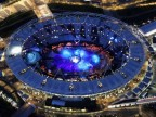 Das Olympische Stadion in London (picture alliance / dpa / Kyodo)