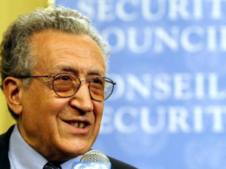 Lakhdar Brahimi (picture alliance / dpa)