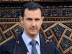 Syriens Machthaber Baschar al-Assad (picture alliance / dpa / Syrian News Agency Sana/Ho)