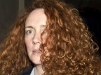 Die ehemalige News-of-the-World-Chefredakteurin Rebekah Brooks (AP - Sang Tan)
