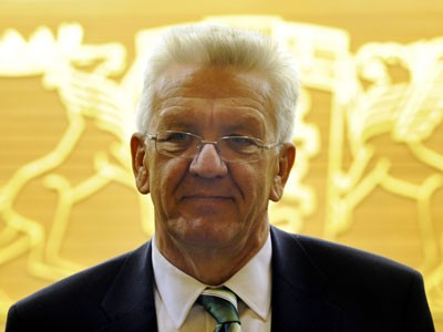 Winfried Kretschmann (picture alliance / dpa)