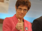 Annegret Kramp-Karrenbauer (picture alliance / dpa / Boris Roessler)