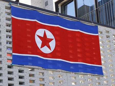 Nordkoreas Flagge (picture alliance / dpa / Yohnap)