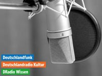 Podcast-Logo (Deutschlandradio)