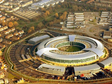 Das Hauptquartier des GCHQ in Cheltenham (Archiv) (picture alliance / dpa / Barry Batchelor)