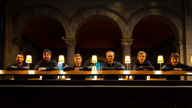 The Gesualdo Six (© Tom Gradwell)