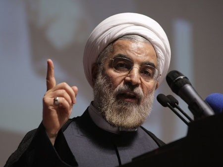 Hasan Rohani (picture alliance / dpa / Vahid Salemi)